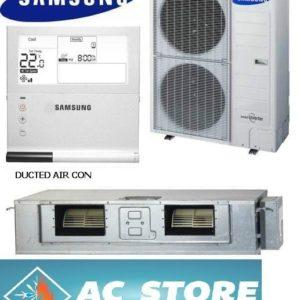 Fujitsu 12 5kw Inv R C 1ph Ducted System Ac Store