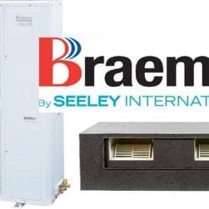 braemar ducted unit