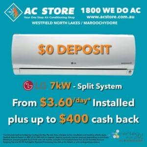 Lg 5kw Split System Air Conditioner Acstore