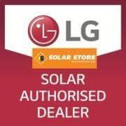 lg dealer solar store
